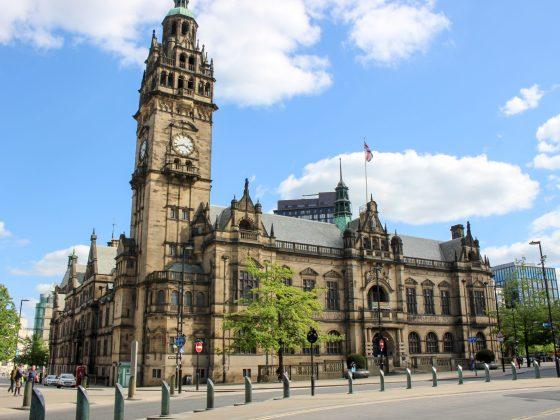 s'installer à Sheffield