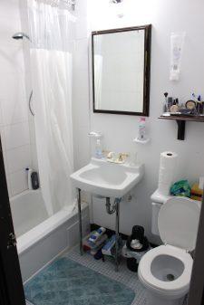 La petite salle de bain