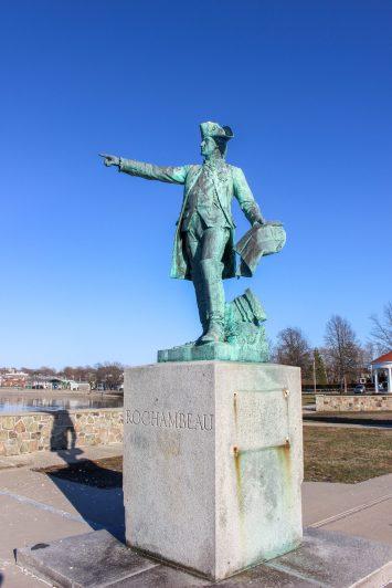 Stato Rochambeau Newport