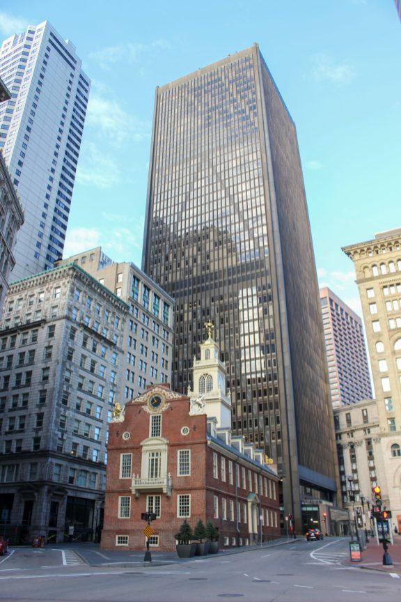 Centre historique de Boston
