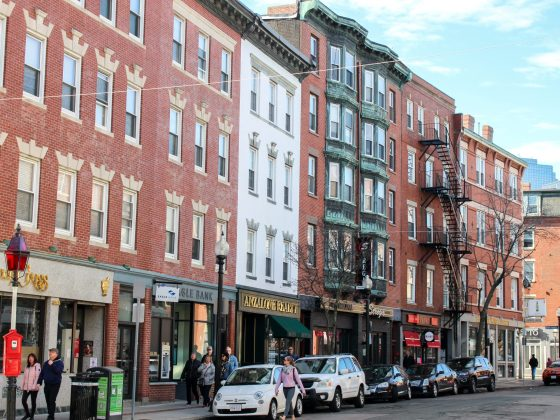 Little Italy Boston - Soif de Voyages