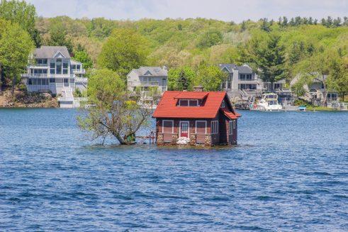 Article blog Mille Îles Ontario Gananoque