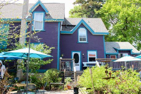 Purple House Cafe Gananoque