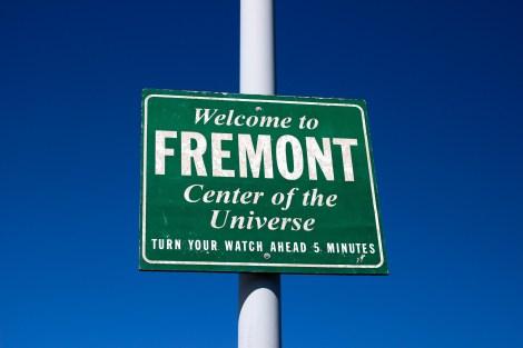 Bienvenue à Fremont!