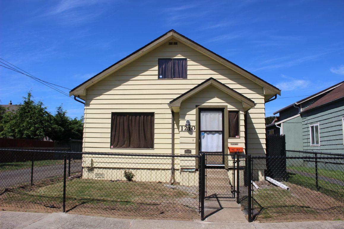 Maison d'enfance de Kurt Cobain Aberdeen