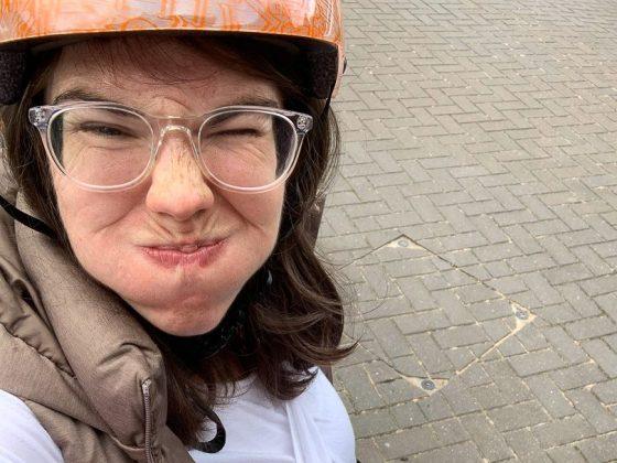 Charlotte, française qui a choisi de vivre à Birmingham en famille