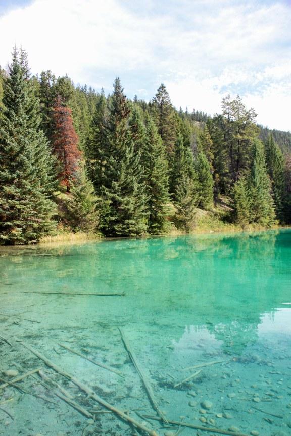 Vallée des Cinq Lacs Jasper Soif de Voyages