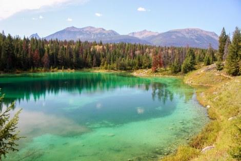 Parc National de Jasper - Alberta
