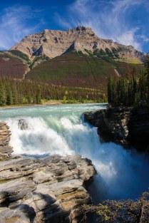 Athabasca Falls Soif de Voyages