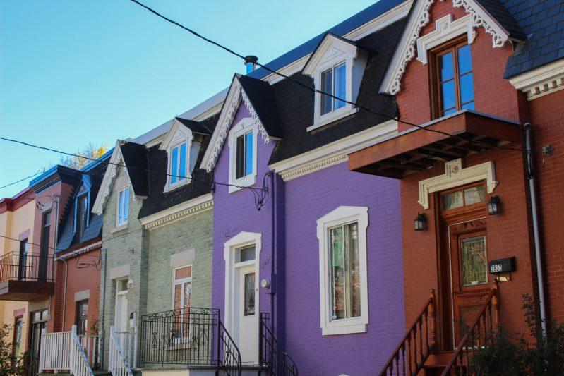Rue Drolet - Montréal