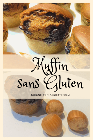 muffin sans beurre