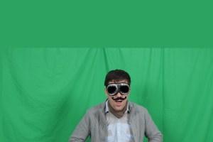 studio photocall fond vert retour futur 011