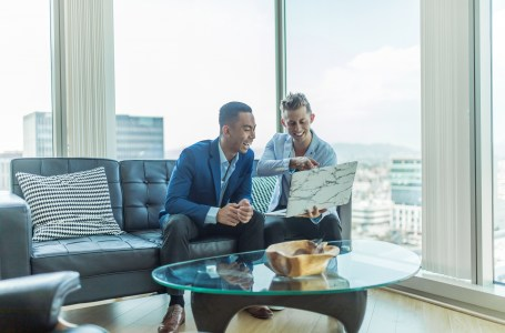 Entrepreneur image - Home