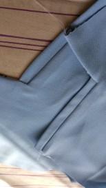 Pantalon safran- poche 3