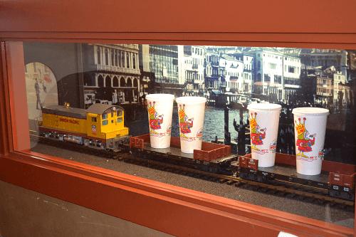 Drink Train
