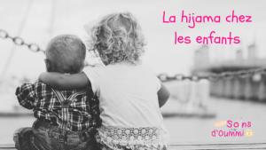 La hijama chez les enfants
