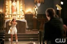 Davina uses her power to fight Klaus