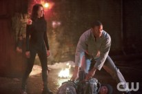 Diggle and Lilah escape Gulag