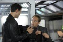 Ward and the Asgardian professor Elliot Randolph