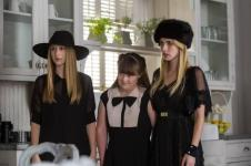 Zoe, Nan, and Madison