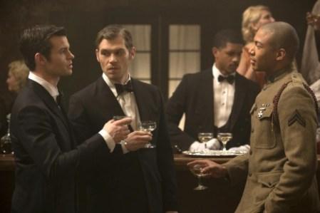 Elijah, Klaus, and Marcel