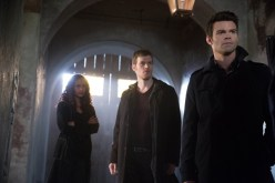 Hayley, Klaus, and Elijah