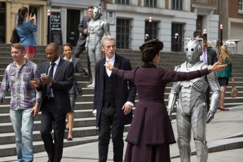 Doctor Who (series 8) ep 11