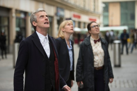 "Doctor Who - ""Death in Heaven"""