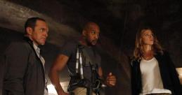 """Agents of SHIELD - """"... Ye Who Enter Here"""""""