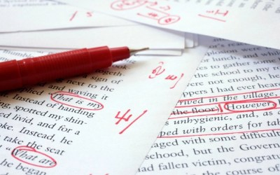 Ten Simple Steps to Make Editing a Novel Easier and More Fun