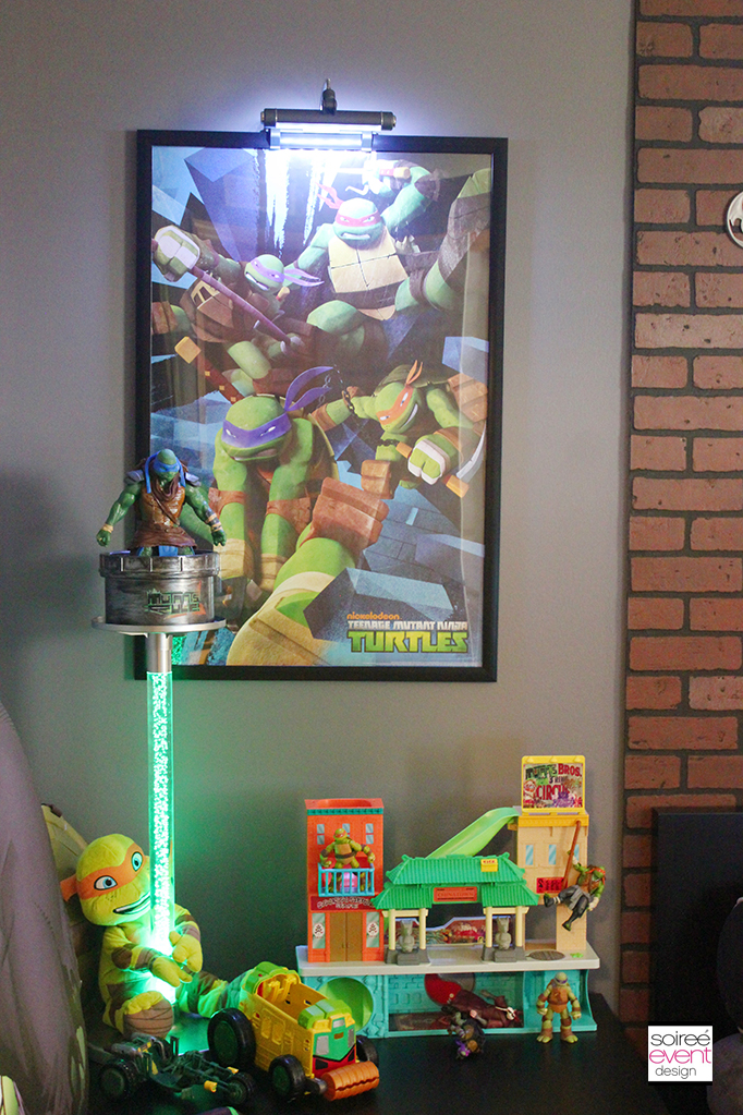 Project Home Redecorate Ninja Turtles Bedroom Ideas Soiree