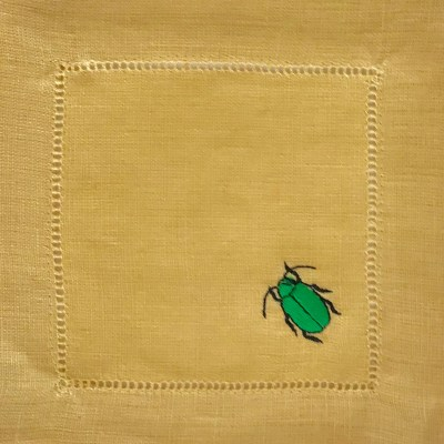 June Bug Cocktail Napkins