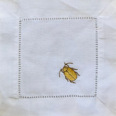 Goldbug Cocktail Napkins