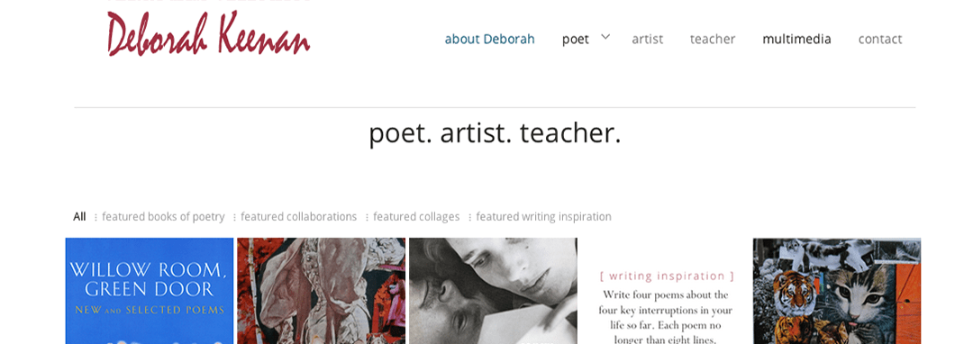 Deborah Keenan website