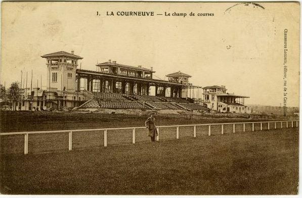 La Courneuve-Champ de Courses - 1910-1913 - 49Fi 7354 - Archives dept 93