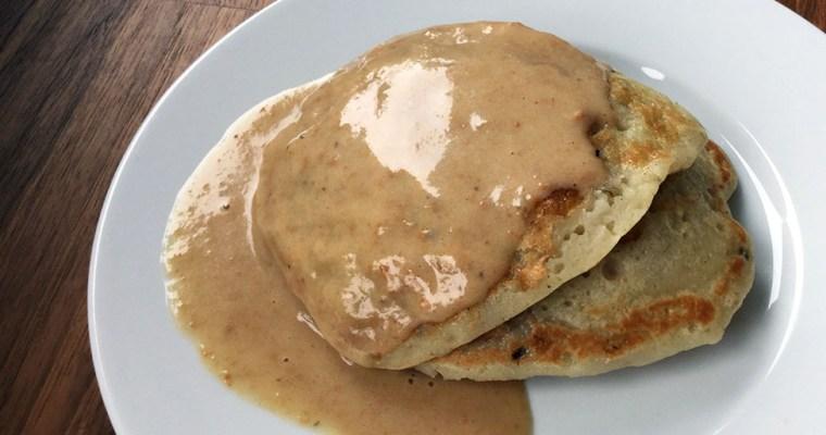 Vegane Pancakes schmecken nicht? Dann probiert mal die hier!
