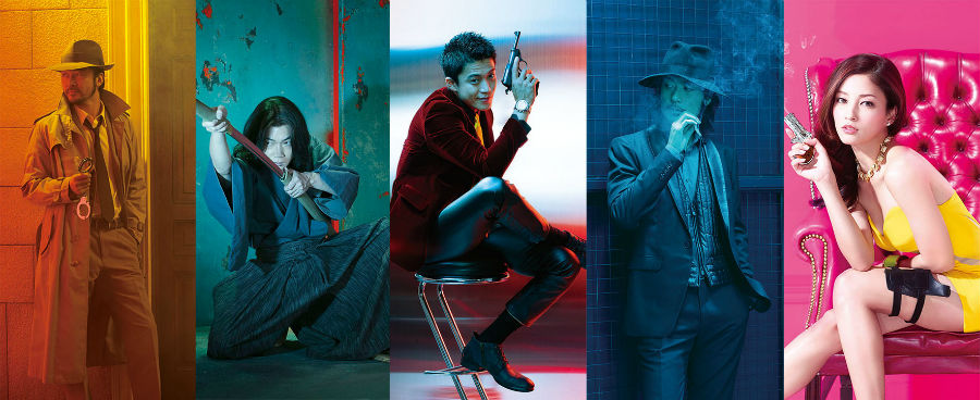 [REVIEW] Lupin III sneaks into SG cinemas from 25/9/14