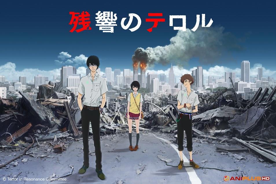 [ANIME] Anime in Retrospect – 18thAngel's Top 3 Anime for 2014
