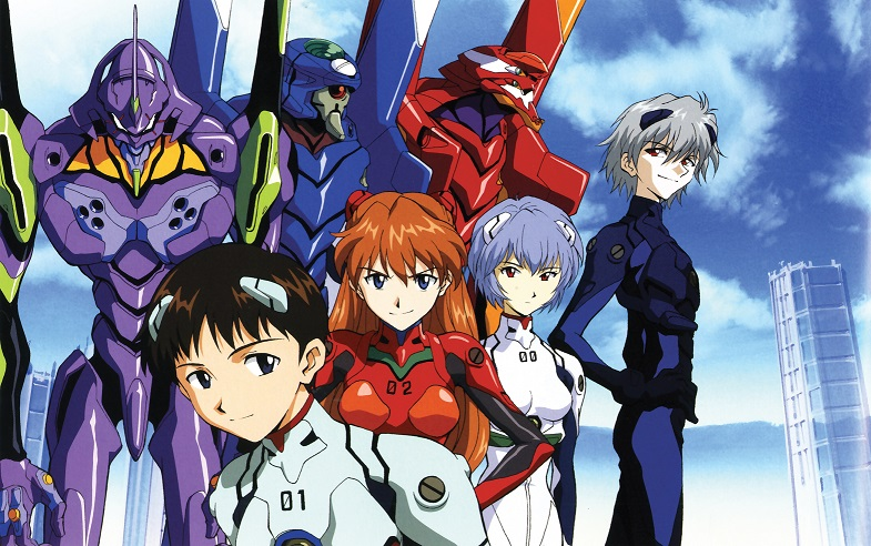 Evangelion smartphone game announced for 2020