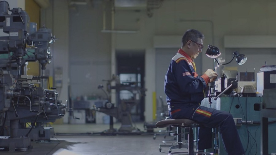 [Video] Video tour of the Bandai Hobby Center shows how GunPla are made