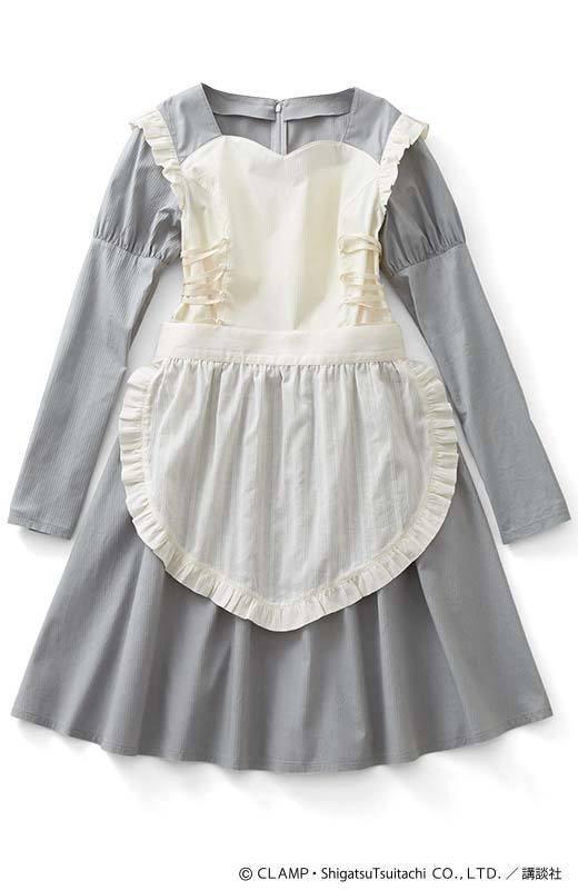 The Alice Dress (battle costume)