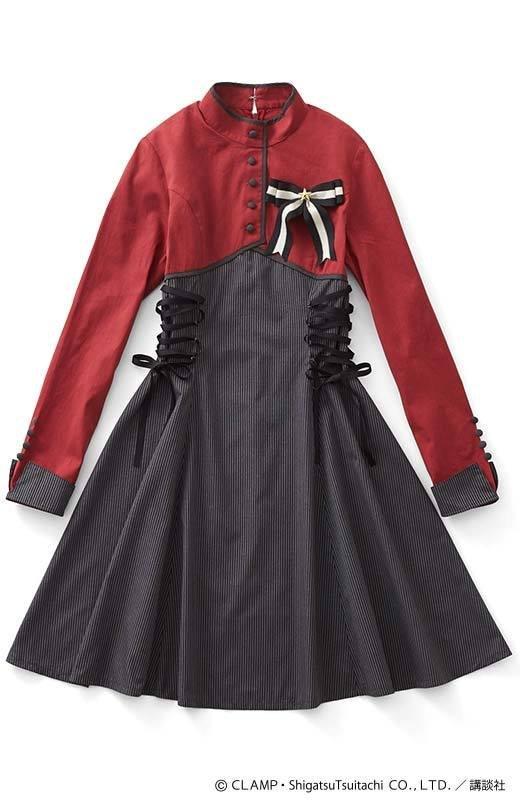 Cherry Stars and Stripes (battle costume)