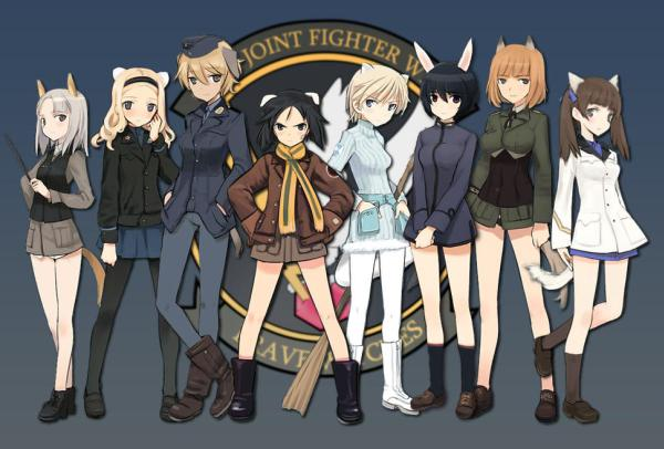 [ANIME] New Strike Witches TV anime announced, to feature 502nd Joint Fighter Wing, the Brave Witches