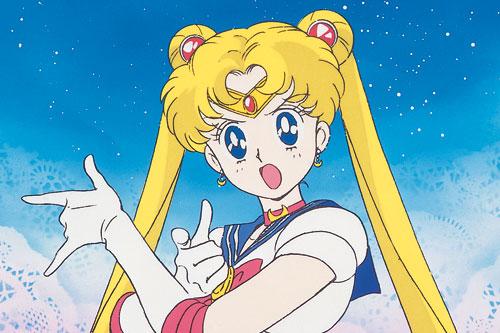 Watch: Original Sailor Moon anime animator live draw Sailor Jupiter