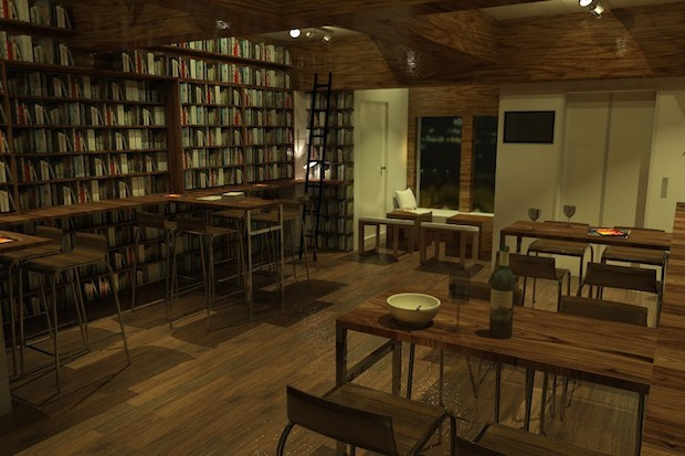 [RANDOM] Manga cafe, Trigger, to open in Shibuya, boasts over 4,000 titles