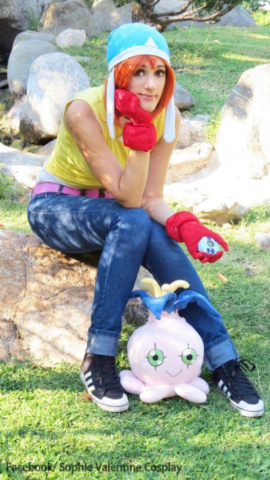 sora - sophie valentine cosplay