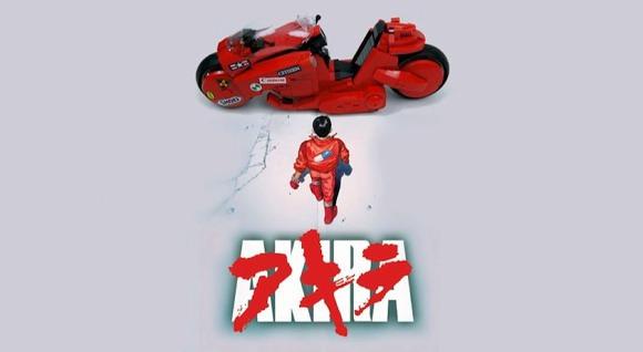 [RANDOM] Fan recreates Kaneda's bike from Akira Using legos