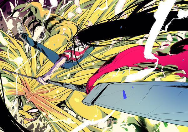 [ANIME] Famous mangaka celebrate Ushio and Tora anime premiere