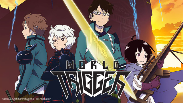 [ANIME] New World Trigger announced for October