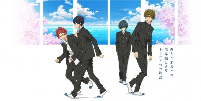 "[NEWS] "" High Speed!-Free! Starting Days-"" reveals returning cast and visual"